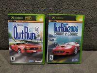 OutRun 2006: Coast 2 Coast (Microsoft Xbox, 2006) with free Outrun 2!!!