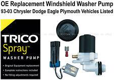 Windshield / Wiper Washer Fluid Pump - Trico Spray 11-525