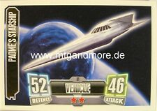 Padme's Starship #081 - Force Attax Serie 2