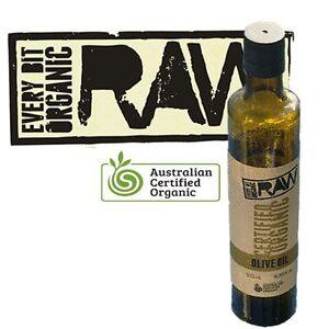 Organic Olive Oil 250ml by Every Bit OrganicRaw Range