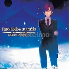 New 0671 Fate Stay hollow ataraxia Original Soundtrack CD Music MICA