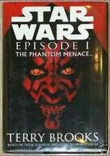 STAR WARS Ep 1 ~ DARTH  MAUL COVER ~ 1st EDITION 1st PRINTING HC ~ 1 of 4 COVERS