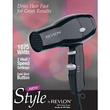 Style by Revlon 1875 Watt Hair Dryer Model RVDR5034 | eBay