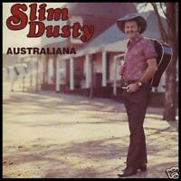 SLIM DUSTY - AUSTRALIANA CD ~ 70's AUSTRALIAN COUNTRY / FOLK *NEW*
