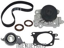 TWPMB01 Engine Timing Belt Kit & Water Pump fits 02-07 Mitsubishi Lancer 2.0L-L4