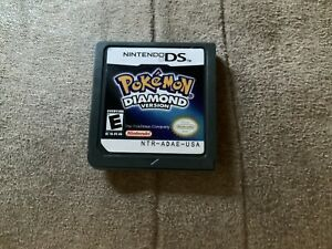 Pokemon Diamond Nintendo DS, Cartridge Cart Only, Authentic, Tested!
