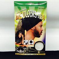 King J Cotton Spandex Dreadlocks Ultra Stretch Cover Loc Hair #710 Assort Colors