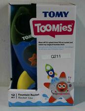 TOMY Toomies Fountain Rocket Bath Toy (Q211-R7)