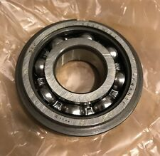 SKF 6204 N / C3 SINGLE ROW BALL BEARING Ridge Flange France New NIB