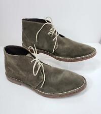 Cole Haan Men's Brown Glenn Suede Chukka Boots Sz 10M