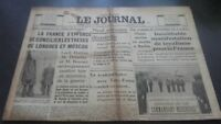 Newspapers The Journal N°17014 Sunday 21 May 1939 ABE