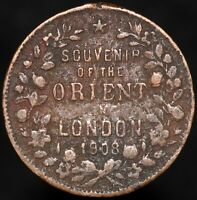 1908 | Souvenir Of The Orient In London Medal | Medals | KM Coins