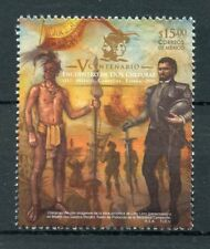 Mexico 2017 MNH Relations with Spain 500 Years 1v Set Art Paintings Stamps