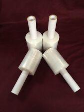4 Rolls Clear Stretch Plastic Wrap 5