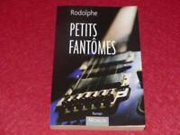 [BIBLIOTHEQUE H.& P-J.OSWALD] RODOLPHE / PETITS FANTOMES EO 2014 Signé