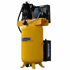 EMAX Industrial Plus 5-HP 80-Gallon Two-Stage Air Compressor w/ Silencer