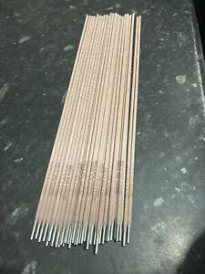 40 X Murex Zodian Universal 2.5mm X 350mm Electrodes E6013.