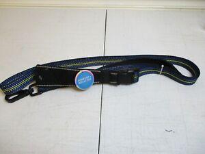 Blue Kong 6' Dog Rope Leash Comfort + Reflective - 6 Feet
