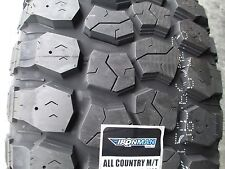 4 New LT 315/70R17 Ironman All Country MT Tires 3157017 315 70 17 Mud M/T 10 Ply