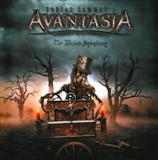 The Wicked Symphony AVANTASIA CD ( FREE SHIPPING)