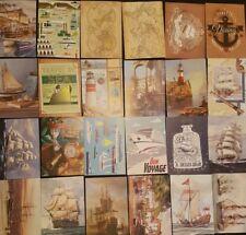 Hunkydory little books- Nautical - 24 sheets