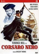 Dvd Il Corsaro Nero (1971) *** Terence Hill Bud Spencer *** .....NUOVO
