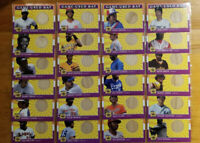 2001 Upper Deck Decade 1970's Game Used Bat single inserts you pick choice w/HOF