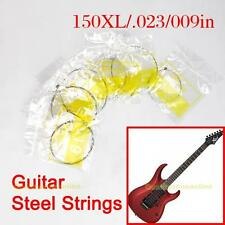 New Acoustic Guitar Set of Electric Guitar 6 Steel Strings XL150/.023/009in