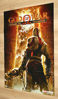 God of War Chains of Olympus / Prototype rare Poster 80x56cm