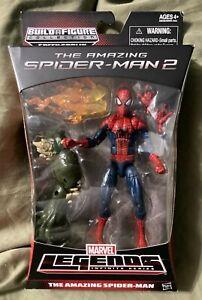 Marvel Legends The Amazing Spider-man Green Goblin BAF Wave New