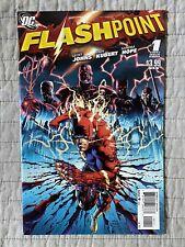 Flashpoint 1-5 Thomas Wayne Batman