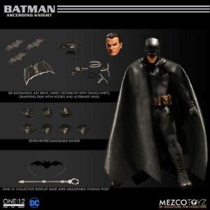Mezco Toyz DC Comics One:12 Ascending Knight Batman Collectible 6 in. Figure New