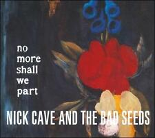 NICK CAVE & THE BAD SEEDS No More Shall We Part CD/DVD BRAND NEW Digipak
