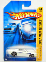 Hot Wheels 2007 FIRST EDITIONS '69 Ford Mustang (White)1/64 DIECAST CAR Japan