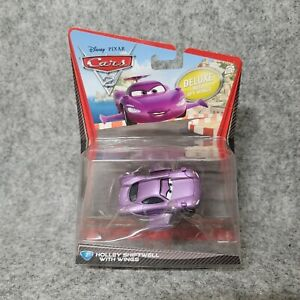 Disney  Pixar Cars 2 Holley Shiftwell with Wings Deluxe