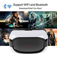720P Virtual Reality PS4 Gaming PC VR Headset VR Movie Glasses With Remote 8GB
