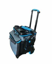 NEW!! Arctic Zone Titan Deep Freeze Collapsible Rolling Wheel Cooler, 60 Cans