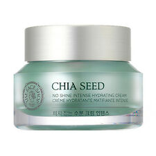 [THE FACE SHOP] CHIA SEED no shine intense hydrating cream_50ml