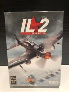 IL-2 Sturmovik PC CD-ROM Collectors Big Box - Excellent condition Complete
