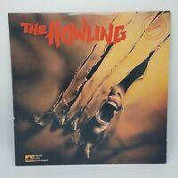 The Howling Embassy Home Entertainment LaserDisc EUC RARE HORROR Laser Disc LD