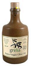 Greek Extra Virgin  Olive Oil from Crete 500ml Ceramic bottle