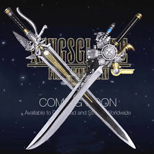 2PCS Final Fantasy XV FF15 Noctis Lucis Caelum Big Sword Cosplay resin Props 42