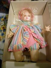 """20"""" Suzanne Gibson """"Electra"""" baby doll  MIB"""