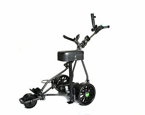 GreenHill 180 GT Electric Motorised Golf Buggy - Made in UK (No Battery)