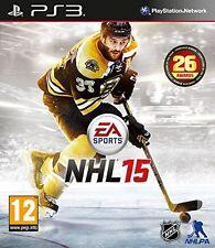 NHL 15 2015  NUEVO PRECINTADO PS3