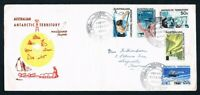 Antarctica • Australia • 1967 Royal FDC • Base cancel Wilkes