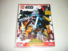 Sammelmappe / Sammelordner - Lego SRAR WARS Serie 2 Trading Card NEU!