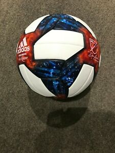 Adidas Nativo Questra 100% official match ball of MLS 2019  s5