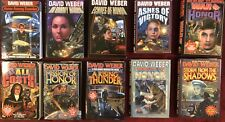 David Weber Lot 10 HC/DJ - 9 1st Print, 1 Signed - Honor, Sci-Fi - FREE Shipping