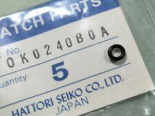 0K0240B0A GENUINE CROWN GASKET SEIKO DIVERS 6306 6309 7548 7549 7C43 H558 LISTS